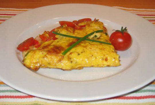 Image: Viggos omelettfavoritt