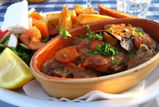 Image: Ferie på Kypros – og litt om mat…