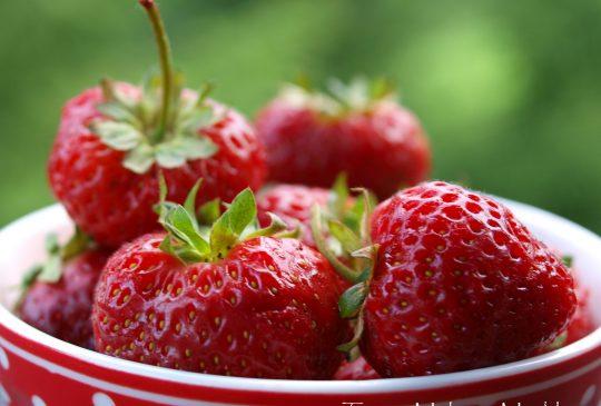 Image: En kasse jordbær…