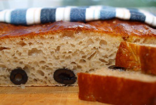 Image: Olivenbrød (nesten) à la Åpent bakeri