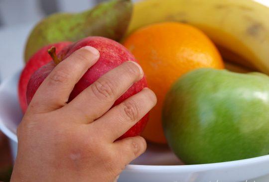 Image: Fem om dagen er godt for magen!