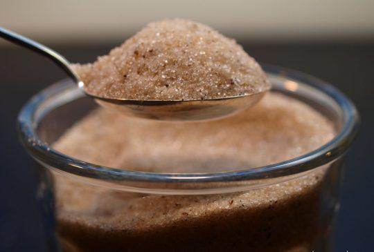 Image: Helt ekte vaniljesukker