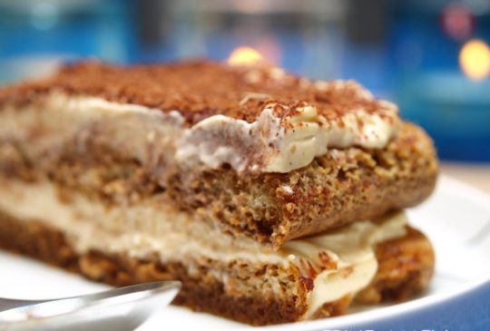 Image: Tiramisu – en dessertfavoritt