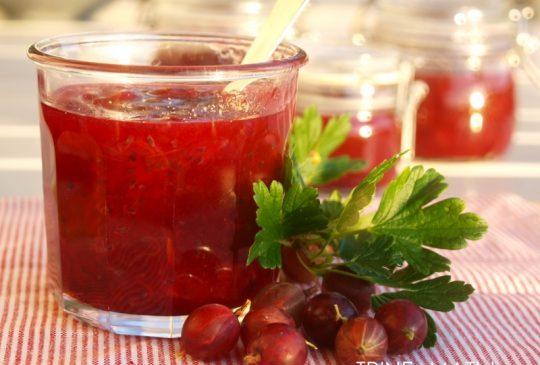 Image: Farlig godt stikkelsbærsyltetøy