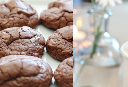 Image: Brownie cookies