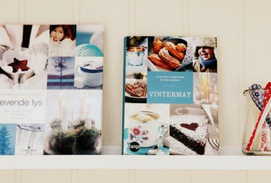 Image: Kokeboktilbud; «Levende lys», «Vintermat» og «Julemat og julegodt»