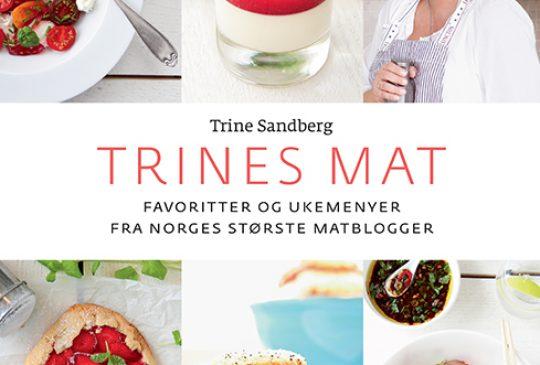 Image: NÅ KAN DU BESTILLE «TRINES MAT» SIGNERT!
