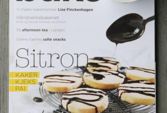 Image: BAKE – ENDELIG ET NORSK BAKEMAGASIN!
