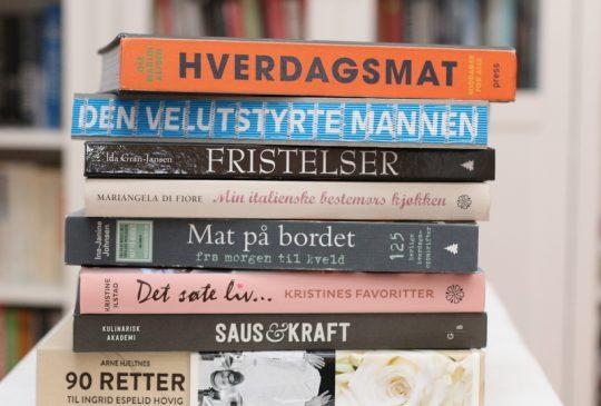 Image: KOKEBOKFAVORITTER HØSTEN 2014