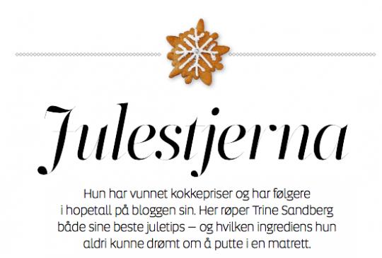 Image: KK «Julestjerna«