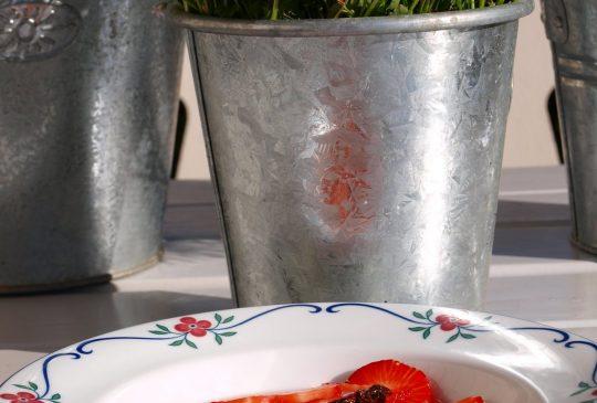 Image: Jordbærsuppe