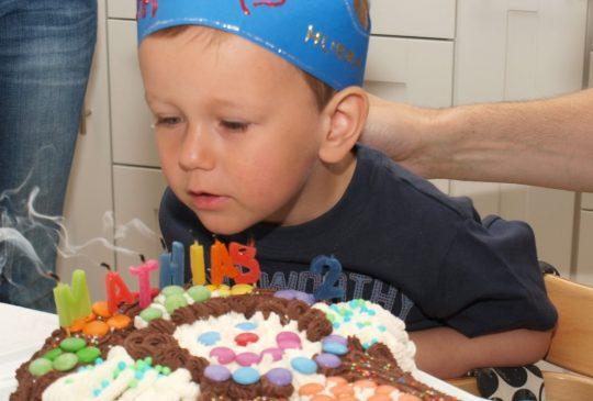 Image: Barnebursdag – 2 år i dag!