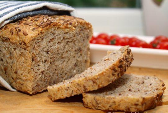 Image: 5-kornbrød à la Åpent Bakeri