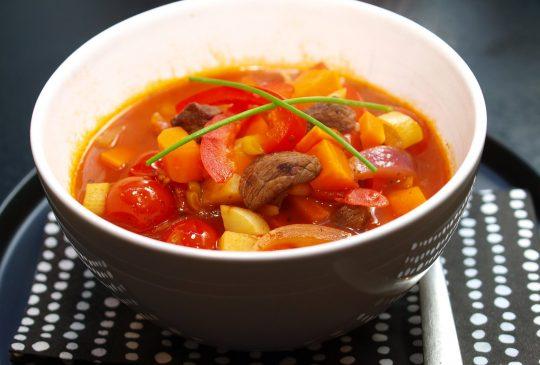 Image: Gulasj-suppe