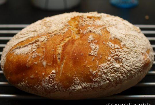 Image: No-knead-bread à la Ina