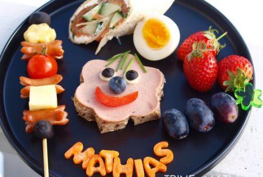 Image: Matpakketips i Foreldre&Barn