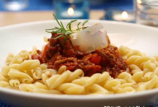 Image: Spaghetti Bolognese