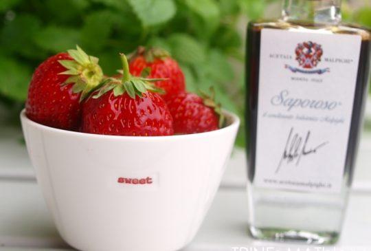Image: Jordbærfavoritter