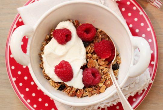 Image: Hjemmelaget granola – frokostfavoritten