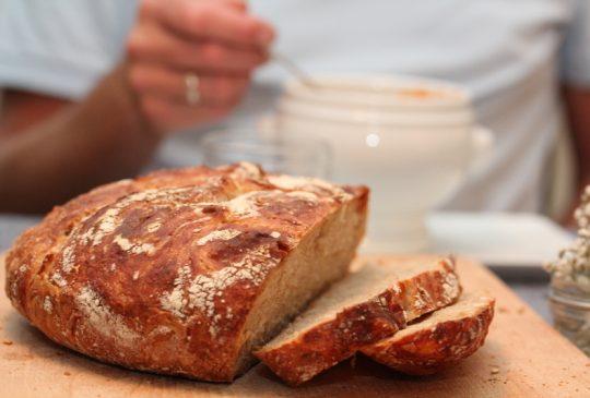 Image: Eltefritt suppebrød