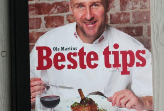 Image: Kokeboktilbud: Ole Martins beste tips