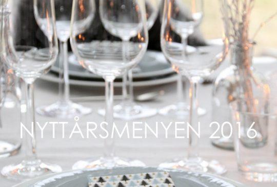 Image: NYTTÅRSMENYEN 2016