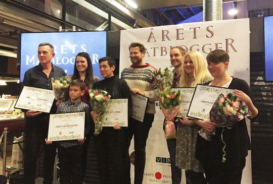 Image: Trine Sandberg er Norges beste matblogger