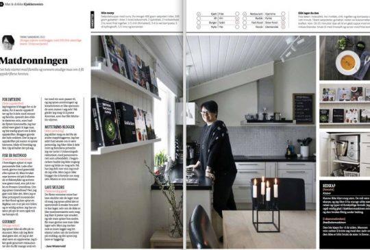 Image: A-magasinet – MATDRONNINGEN